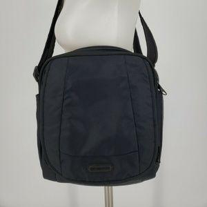 Pacsafe Metrosafe Black Shoulder Bag Travel